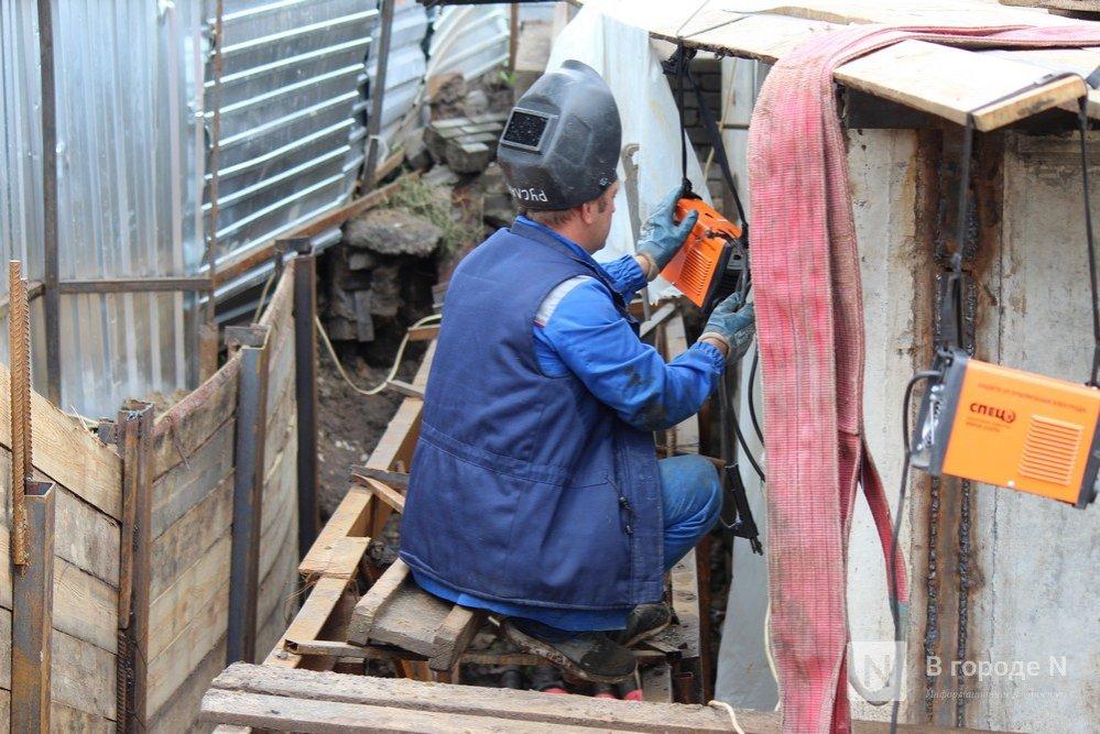 Столетний коллектор на улице Ковалихинской отремонтируют до конца года - фото 1