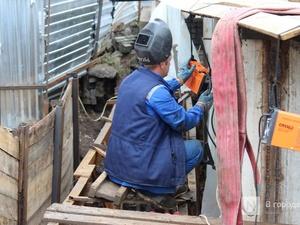 Столетний коллектор на улице Ковалихинской отремонтируют до конца года