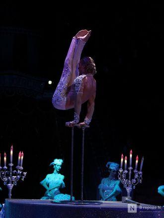 Чудеса «Трансформации» и медвежья кадриль: премьера циркового шоу Гии Эрадзе «БУРЛЕСК» состоялась в Нижнем Новгороде - фото 103
