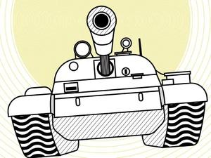 Геймеров-танкистов обеспечили высокоскоростным соединением с игрой
