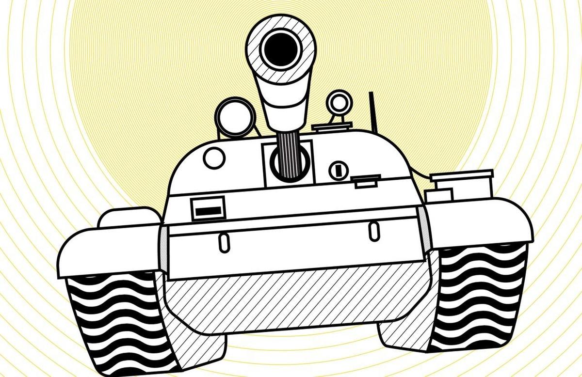 Геймеров-танкистов обеспечили высокоскоростным соединением с игрой - фото 1