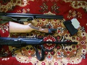 Незаконное оружие нашли правоохранители у жителей поселка, где пройдет Alfa Future People