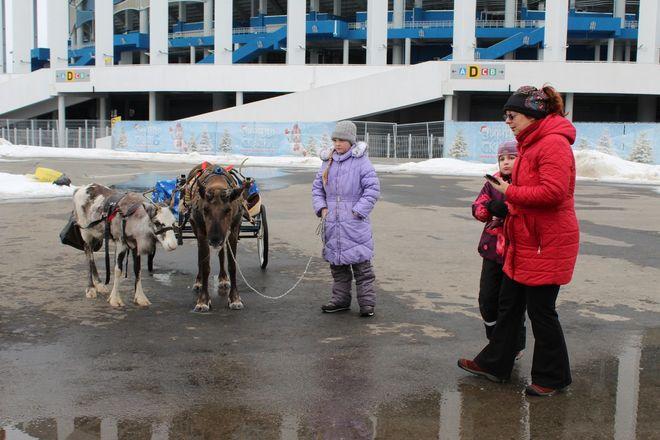 Нижегородцы отметили спортивную Масленицу в «Зимней сказке» - фото 14