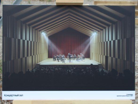 Под выставочное пространство и концертный зал планируется переоборудовать пакгаузы на Стрелке - фото 2