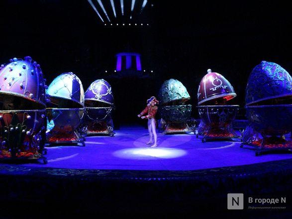 Чудеса «Трансформации» и медвежья кадриль: премьера циркового шоу Гии Эрадзе «БУРЛЕСК» состоялась в Нижнем Новгороде - фото 13