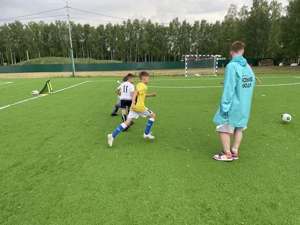 «Новые люди» организовали футбольный турнир со звездами в Нижнем Новгороде  - фото 1