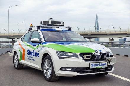 В Нижнем Новгороде протестируют беспилотный автомобиль