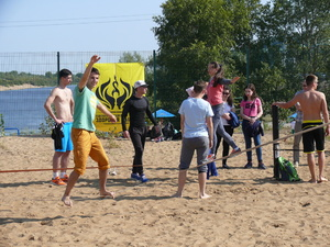 Спортивный фестиваль «Здоровая нация» прошел в Нижнем Новгороде (ФОТО)