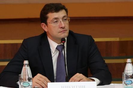 Глеб Никитин лидирует на выборах губернатора Нижегородской области