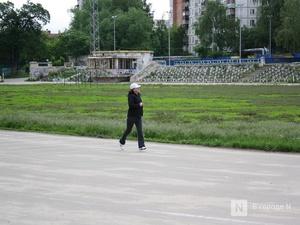 Стадион «Водник» благоустроят к 800-летию Нижнего Новгорода