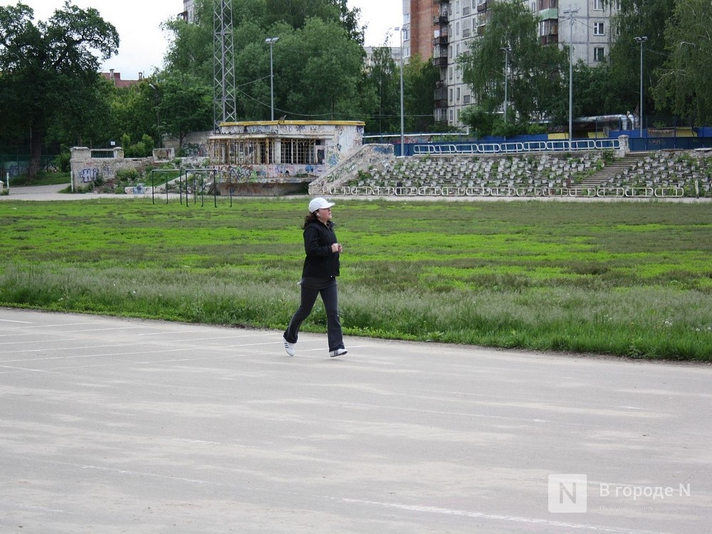 Стадион «Водник» благоустроят к 800-летию Нижнего Новгорода - фото 1