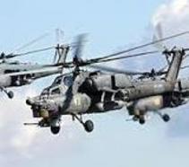 Российский Ми-28 разбился в Сирии из-за ошибки пилотов