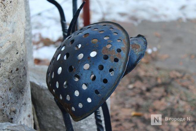 Галоши, ложка, объявление: памятники каким предметам установили в Нижнем Новгороде - фото 14