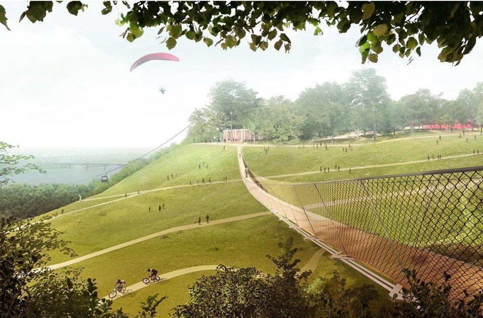 Восемь в одном: нижегородцам представили архитектурную концепцию парка «Швейцария» - фото 6