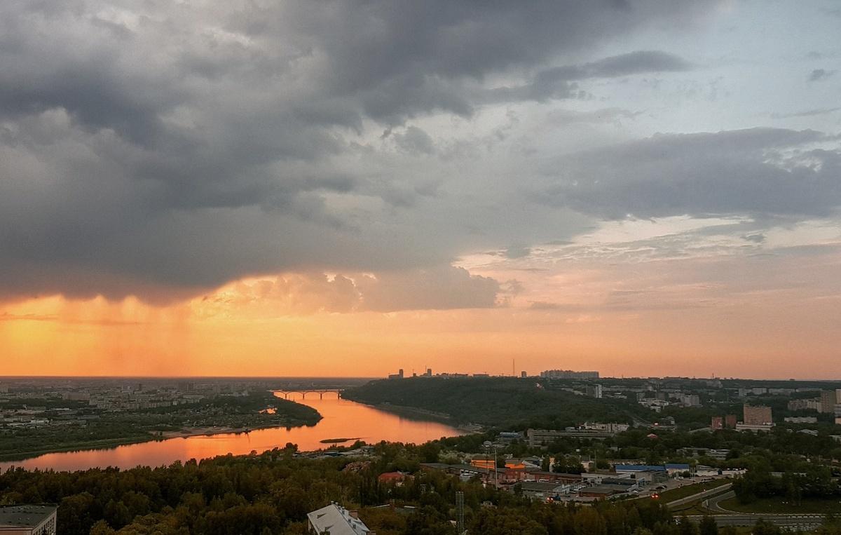 Грозы и ливни придут в Нижегородскую область 17 июля  - фото 1