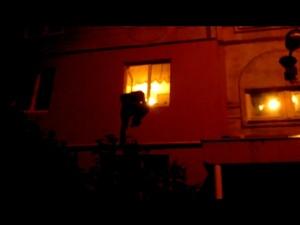 Заволжский похититель влез в чужую квартиру по газовой трубе