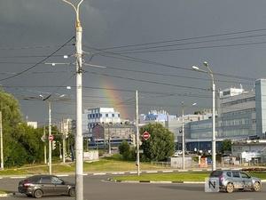 Частые грозы придут в Нижегородскую область на этой рабочей неделе