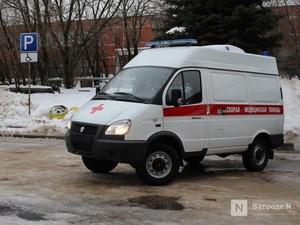 Пожилую женщину зажало в дверях нижегородской маршрутки