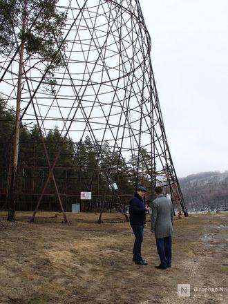 Гиперболоид инженера Шухова: судьба знаменитой башни в Дзержинске - фото 39