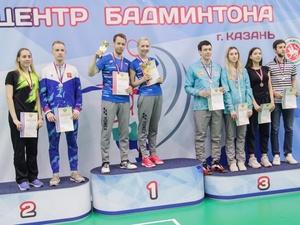 Студенты Университета Лобачевского – бронзовые призёры «Кубка России по бадминтону 2019»