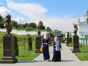 Аллея Романовых открылась в Нижнем Новгороде (ФОТО)