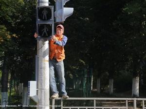Почти 150 млн рублей выделили на установку дорожных знаков и ремонт светофоров в Нижнем Новгороде