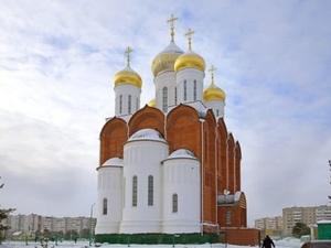 Придел главного храма Дзержинска освятят 24 января