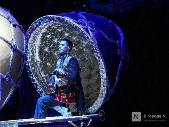 Чудеса «Трансформации» и медвежья кадриль: премьера циркового шоу Гии Эрадзе «БУРЛЕСК» состоялась в Нижнем Новгороде - фото 47