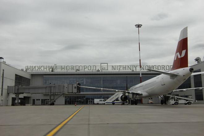 Самолет «захватили» в аэропорту Нижнего Новгорода на учениях 8 июня - фото 1