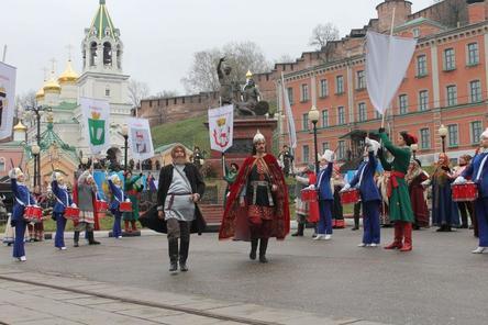 Исторический парк и ярмарка ремесел: полная праздничная программа на 4 ноября в Нижнем Новгороде