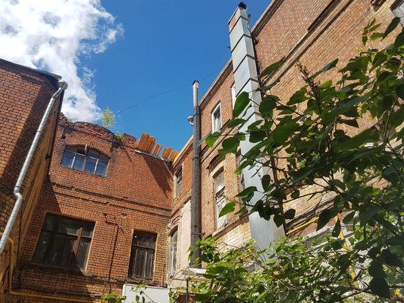 Нижегородцы смогут наблюдать за восстановлением исторического здания - фото 1