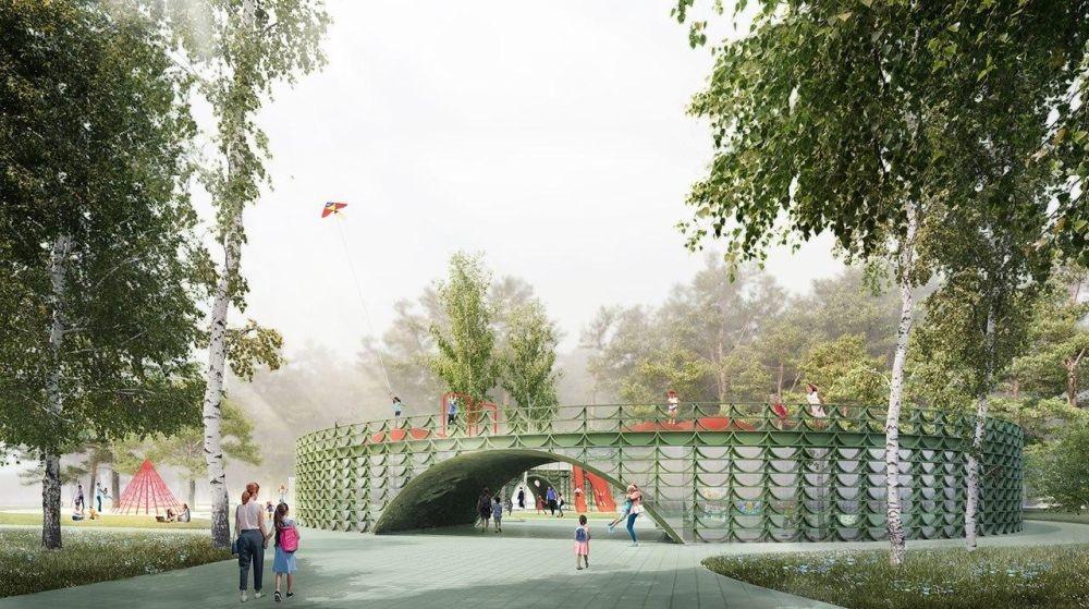 Благоустройство парка «Швейцария» стартует в Нижнем Новгороде в июле - фото 1