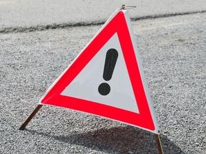 Два человека из «Нивы» пострадали от неопытного водителя «Соболя» по дороге из Работок