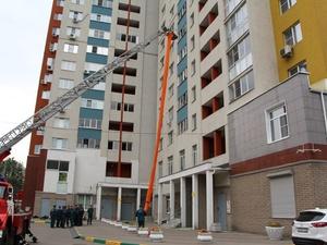 Пожар в жилом доме Автозаводского района: два человека госпитализированы