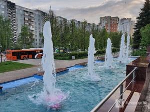 Фонтаны в день ВДВ отключат в Нижнем Новгороде