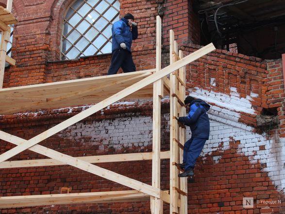 Замкнуть кольцо: как идет реставрация нижегородского кремля - фото 32