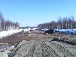 На строительство сельских дорог в Нижегородской области выделено более 600 млн рублей