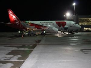 Первые пассажиры воспользовались рейсом в Екатеринбург из Нижнего Новгорода