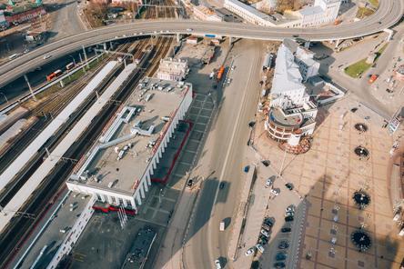 Первая стадия благоустройства площади Революции в Нижнем Новгороде обойдется в 140 млн рублей