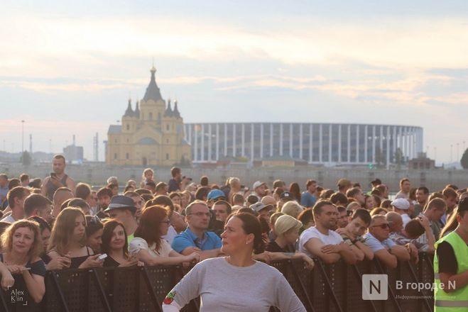 Над Нижним Новгородом прозвучал «Рок чистой воды»: люди, музыка, экология - фото 10