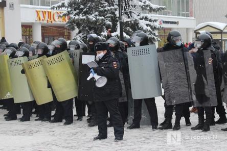 Координатор штаба Навального объяснил, почему митинг в Нижнем Новгороде не согласован