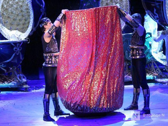 Чудеса «Трансформации» и медвежья кадриль: премьера циркового шоу Гии Эрадзе «БУРЛЕСК» состоялась в Нижнем Новгороде - фото 42