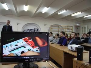 Специалисты «Россети Центр и Приволжье Нижновэнерго» проводят лекции по цифровой трансформации для студентов НГТУ