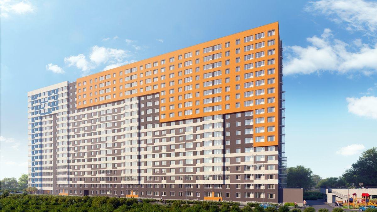 ЖК из двух 18-этажек построят в Сормове в 2023 году