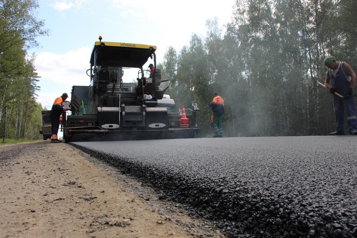 Больше 30 км трассы Нижний Новгород — Саратов отремонтируют в Нижегородской области - фото 1