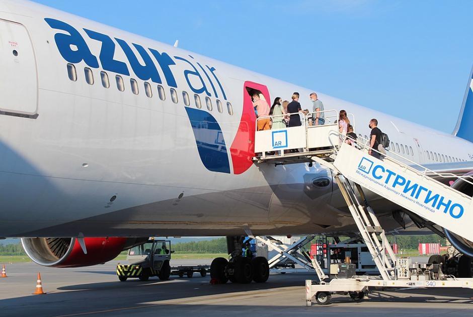 Полеты в Турцию возобновились из Нижнего Новгорода - фото 1