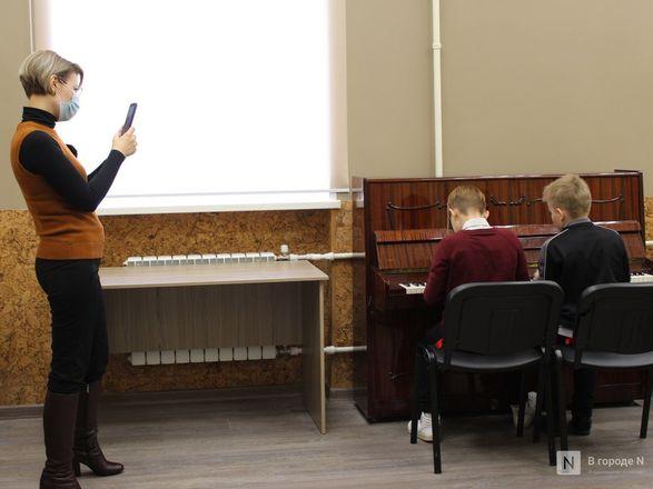 Интерьеры для талантов: как преобразился интернат Нижегородского хорового колледжа - фото 40