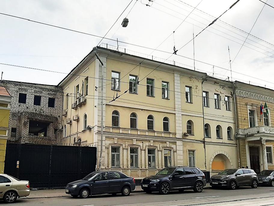 Здания таможни на Большой Печерской отремонтируют за 22,5 млн рублей - фото 1