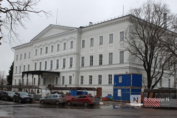 Старина и современность: каким станет Нижегородский художественный музей