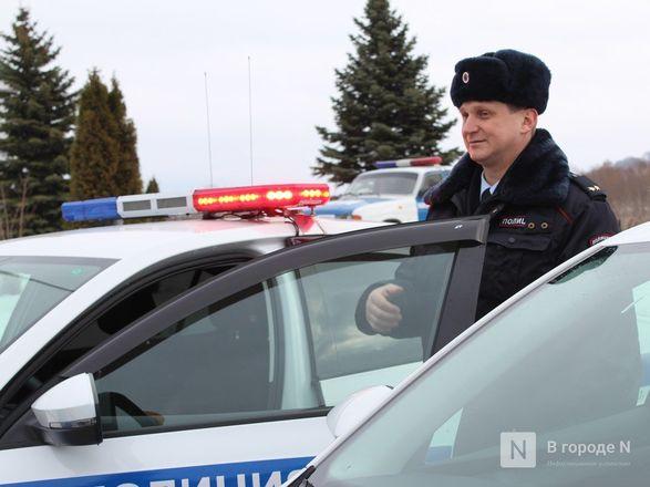 13 новых машин поступило на службу нижегородским сотрудникам ГИБДД - фото 20